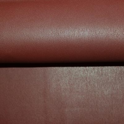 Кожа одежная Стрейч овчина бордовый Л5815