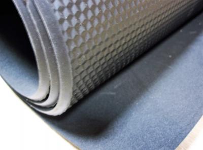 Резина микропористая  НПШ 5,5 *1200 * 700 мм черный