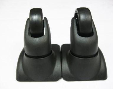 Колеса для чемодана №35 D-043 вращение 360   пластмасса