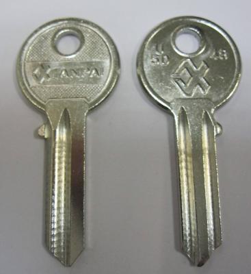 Заготовка для ключей 00029 U5D_U5D_UL050_UNL5 Универсальные (2.2мм) Английские