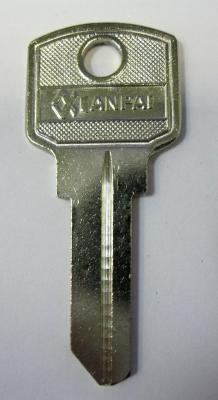 Заготовка для ключей 00059 PEN1D_PNZ1D_BZ2.BZ1_PNZ1 Пенза английская