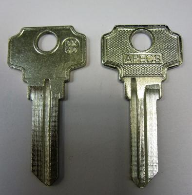Заготовка для ключей 00060 DX5D_D5D_DXT5 Dexter Английские