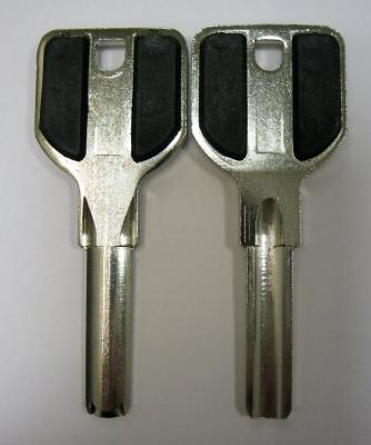 Заготовки для ключей 00529 МСМ-0 полугруг 1 паз (master lock service) вертикальная