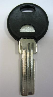 Заготовка для ключей 00620 КС 901-1 многопазная (правая) вертикальная
