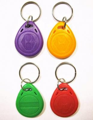 Заготовки для ключей домофонов магнитные бесконтактные