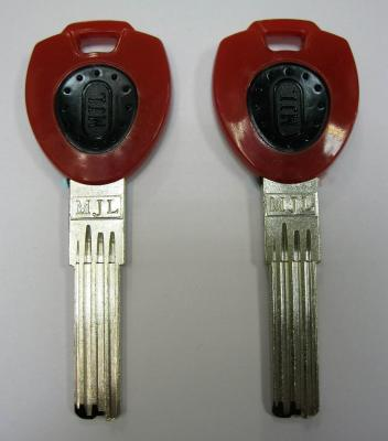 Заготовка для ключей 00675 MJL-1P пластиковая ручка верикальная