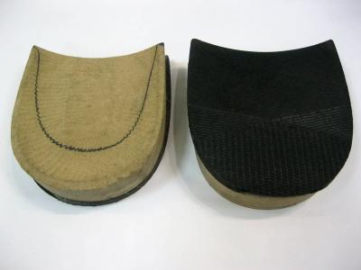 Каблуки мужские наборные с набойкой 41-42 р