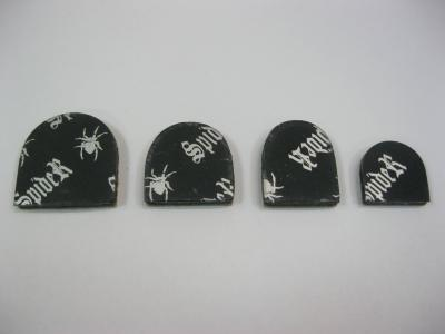 Набойка вулколановая без гвоздя SPIDER на кожаной основе TG2, TG3, TG4, TG5