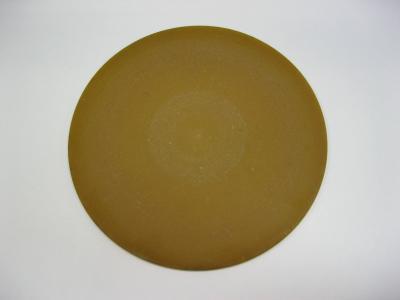 Пластина полиуретановая Круг ф25  светлая