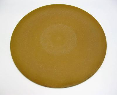 Пластина полиуретановая Круг ф32 светлая