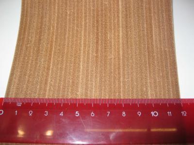 Обтяжка для каблуков из натуральной кожи бежевая 12 см Италия