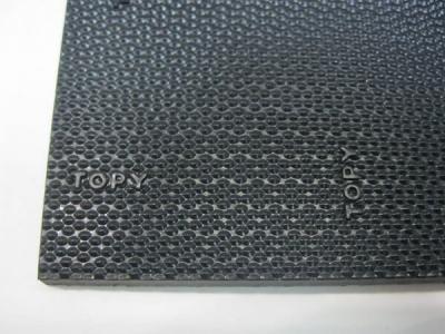Набоечный лист чёрный TOPY 40см*29,8см*6мм