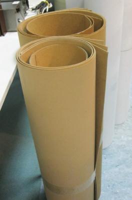 Кожкартон для обуви цвет бежевый 1 мм, 1,4 мм