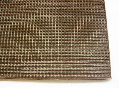 Пластина полиуретановая 300*600*5 Somex, цвет коричневый