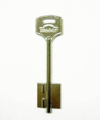 Заготовка для ключа флажковая ЭЛЬБОР-2 (12)