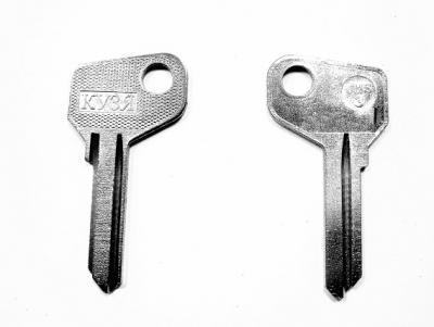 Заготовка для ключа Кузя JMS-3 IMS-3 английская