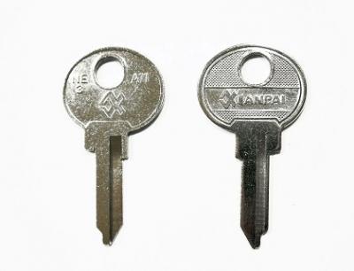 Заготовка для ключа NE-21 NE3 A11 XINPAI английская 1 паз