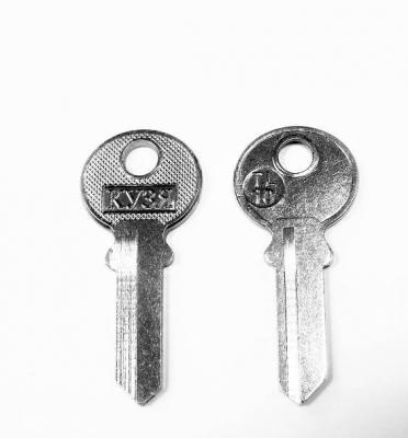 Заготовка для ключа Кузя  TL-10 английская 1 паз