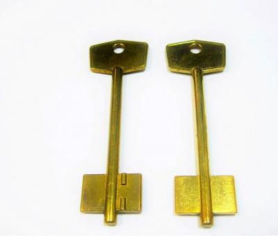 Заготовка для ключа Герион-1 флажковая