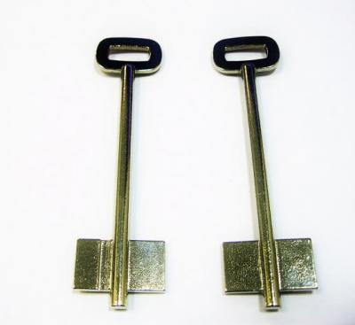 Заготовка для ключа РОСТОВ-1 флажковая 106 мм