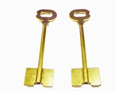 Заготовка для ключа  ДВ-11 флажковая 100 мм