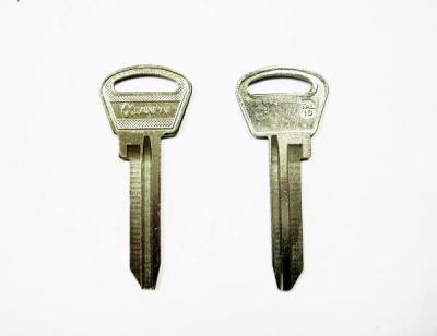 Заготовка для ключа английская ТАЛ-1Л 1D 2 паза