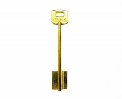 Заготовка для ключа ЧИЗА-4  флажковая  111 мм