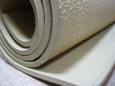 Резина микропористая НПШ 7,5 мм 1200х770 бежевая