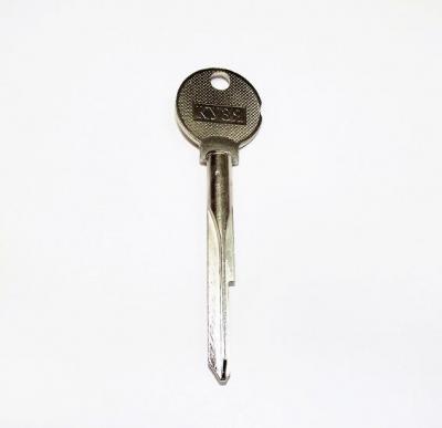 Заготовка для ключа KR-4 КУЗЯ