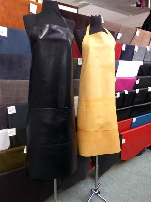 Кожаный Фартук мастера (натуральная кожа)