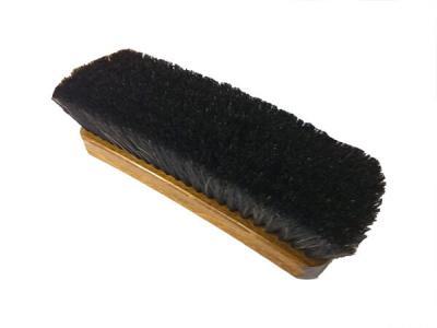 Щётка для обуви Салрус-018 12431 натуральный ворс 17 см