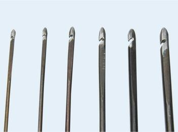 Крючок для ручной прошивки ф 0,8 мм