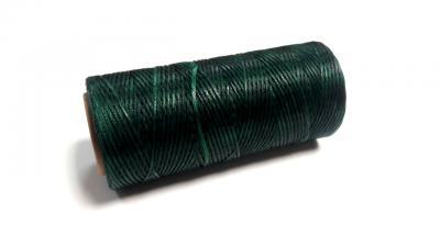 602 Нитки Дафна d1мм 100мм для ручной прошивки зеленые
