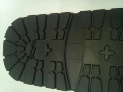Профилактика Piligrim S0016L черная 185х130х4 мм
