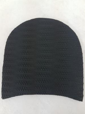 Набойки формованные H0027 черные 95х90х6 мм