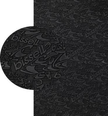 Набойки листовые 068 черный 380*570*6,2 рисунок BISSELL